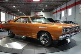 1969 PLYMOUTH ROADRUNNER   COUPE