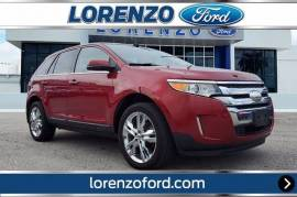 2013 Ford Edge Limited AWD - $9,880