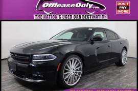 2015 Dodge Charger R/T Road & Track RWD - $21,