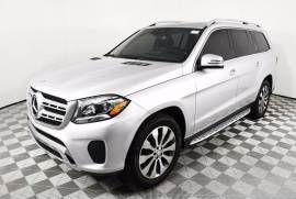 Used 2017 Mercedes-Benz GLS 450 4MATIC