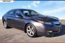 2012 Acura TL FWD with Advance Package - $10,733