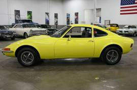 1973 Opel GT Coupe - $9,900