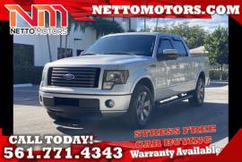Used 2012 Ford F150 2WD FX2