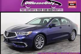 2018 Acura TLX w/ Technology Package