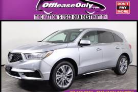 2018 Acura MDX SH-AWD w/Technology Package