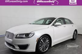 2018 Lincoln MKZ Reserve FWD - $24,499
