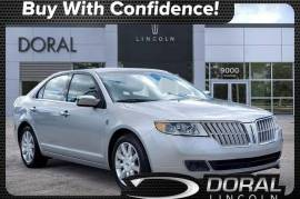 2012 Lincoln MKZ FWD - $9,990
