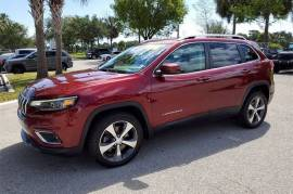 2019 Jeep Cherokee Limited FWD - $24,754