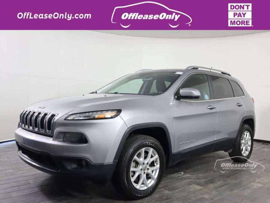 2017 Jeep Cherokee Limited 4WD - $19,999
