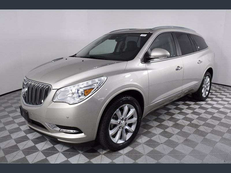 Used 2017 Buick Enclave FWD Premium Share