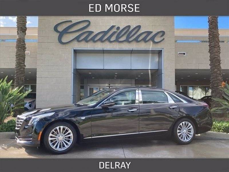 Certified 2018 Cadillac CT6 2.0T